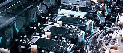 Рынок процессоров для смартфонов рухнул на четверть и замер в ожидании тотального передела