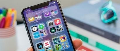 В новую ОС для iPhone и iPad встроен «убийца Zoom»