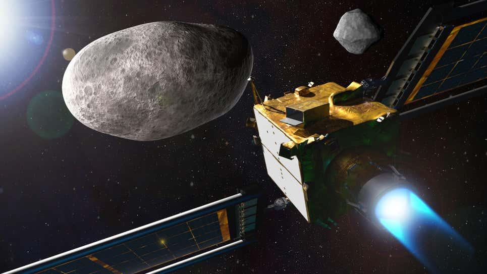 Симуляция столкновения Земли с астероидом показала неутешительные результаты