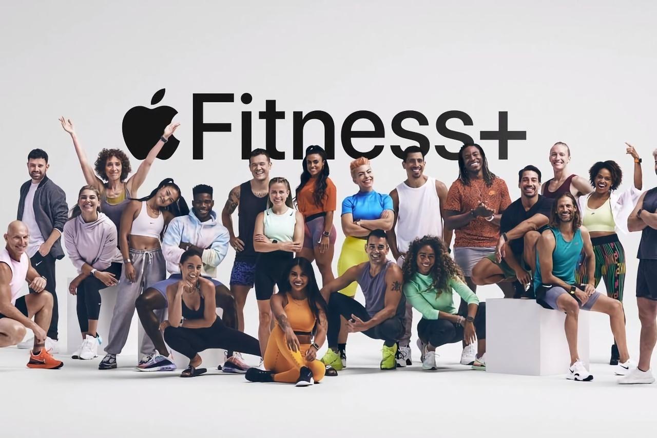 Apple Fitness+: спортивный сервис по подписке для пользователей Apple Watch