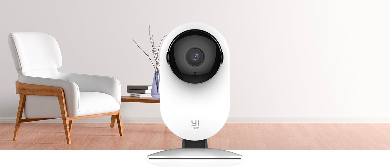 YI Home Camera 1080P AI: домашняя IP-камера за $25