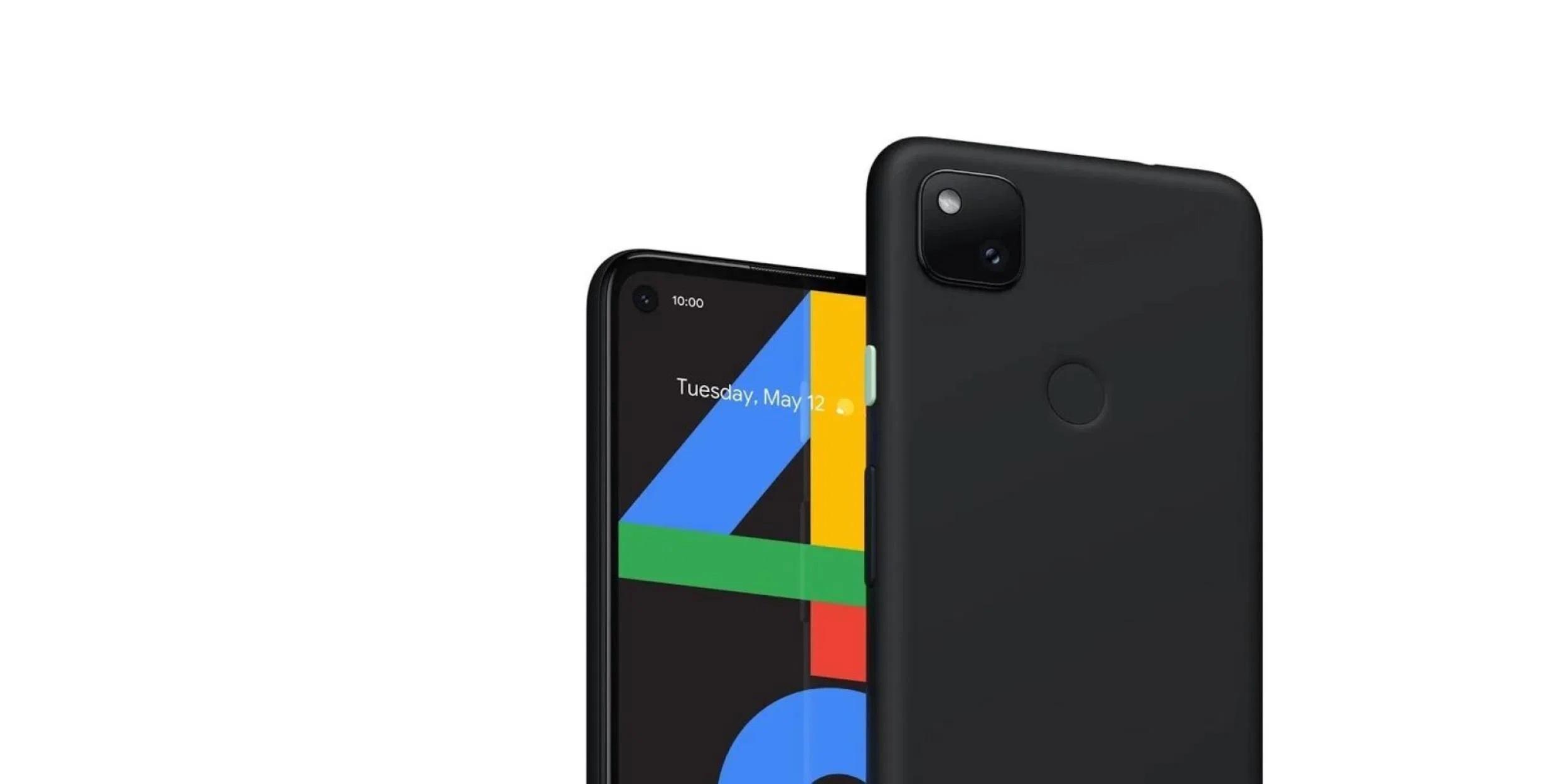 Подробные характеристики и стоимость Google Pixel 4a накануне анонса