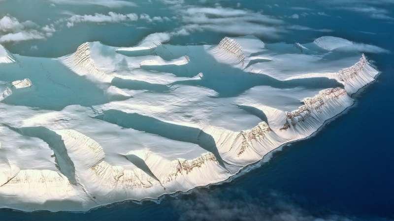 Прогнозируется, что к 2100 году периоды открытой воды в Арктике резко увеличатся