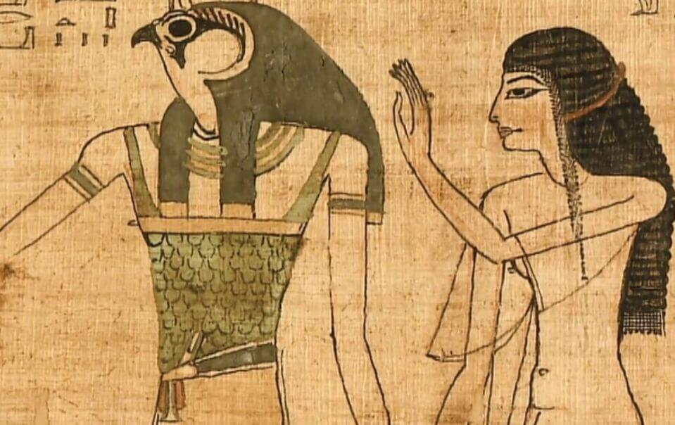 Ученые расшифровали текст египетской Книги мертвых