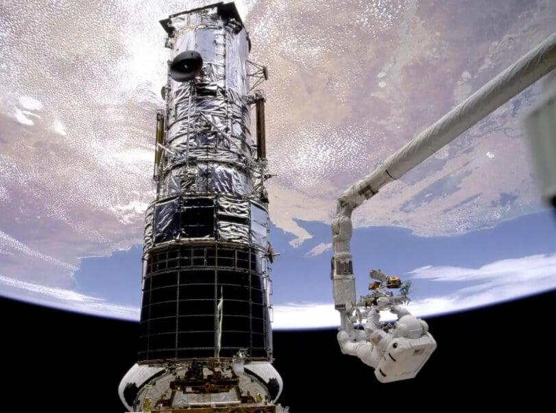 Как NASA восстановила работу телескопа «Хаббл»?