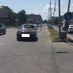 Пешеход попал под колеса автомобиля в Ессентуках