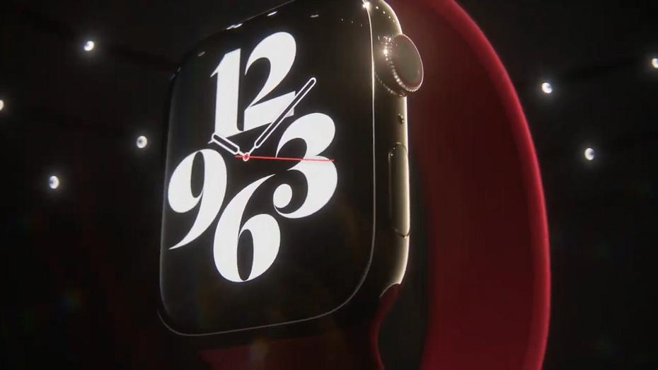 Apple официально представила новое поколение умных часов Watch Series 6