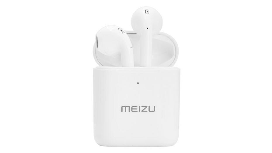 Meizu презентовала недорогие полностью беспроводные наушники с шумоподавлением