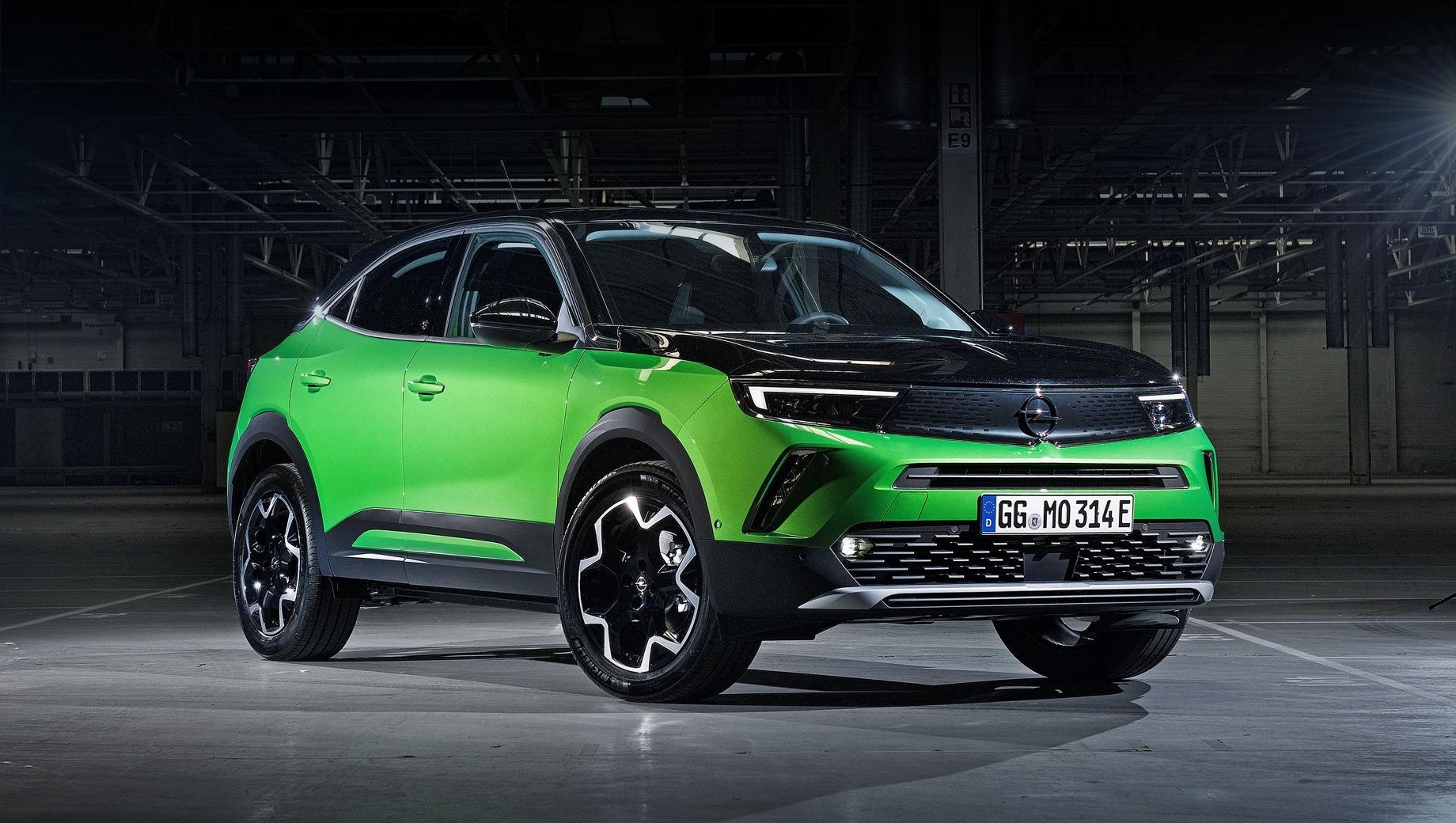 Opel возродит отделение OPC в необычном формате