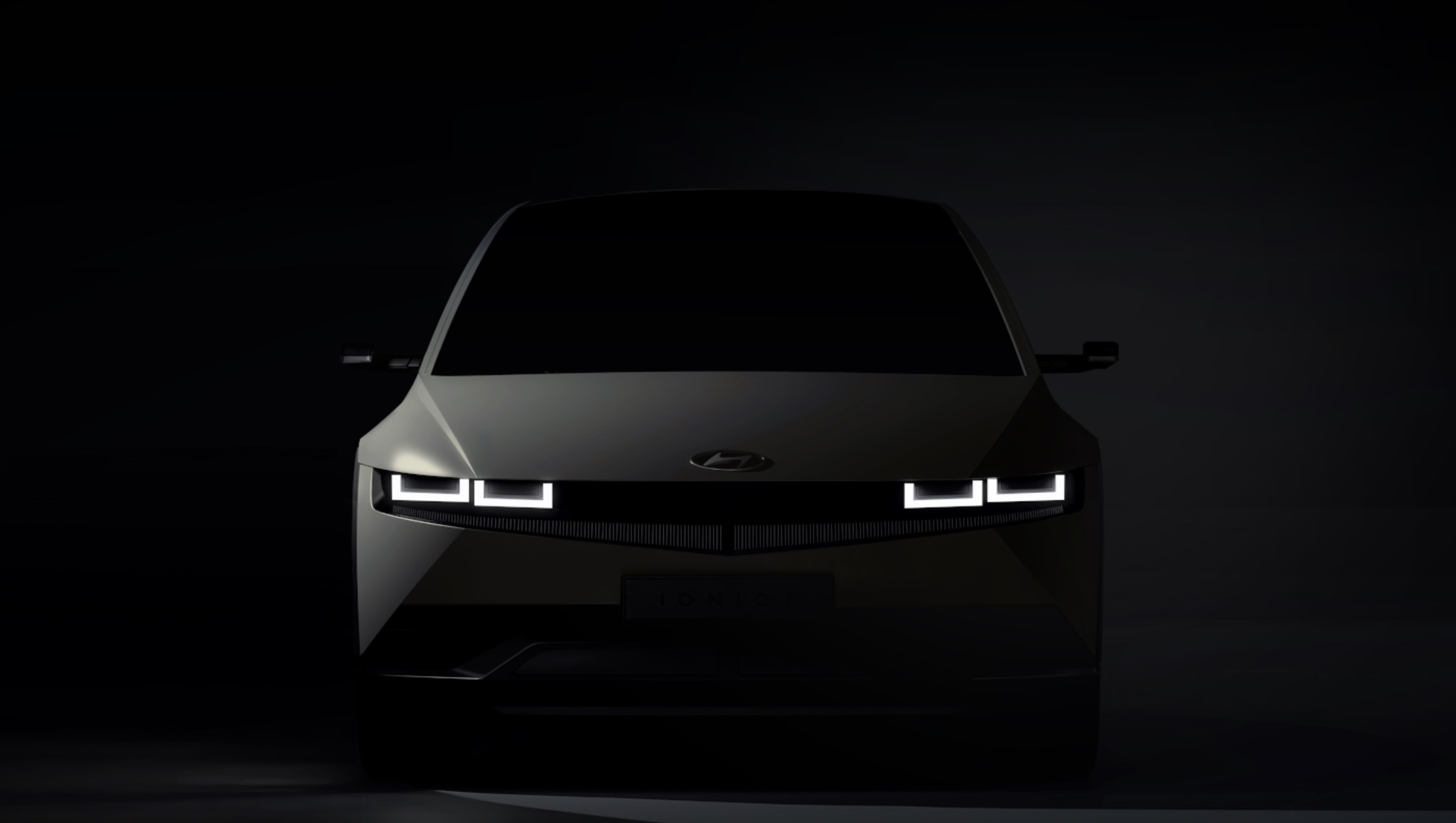 Первенцем нового бренда Hyundai станет хэтчбек Ioniq 5
