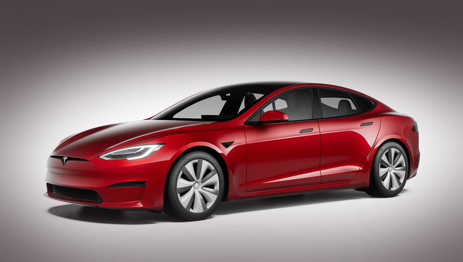 Tesla отказалась от выпуска пятидверки Model S Plaid+