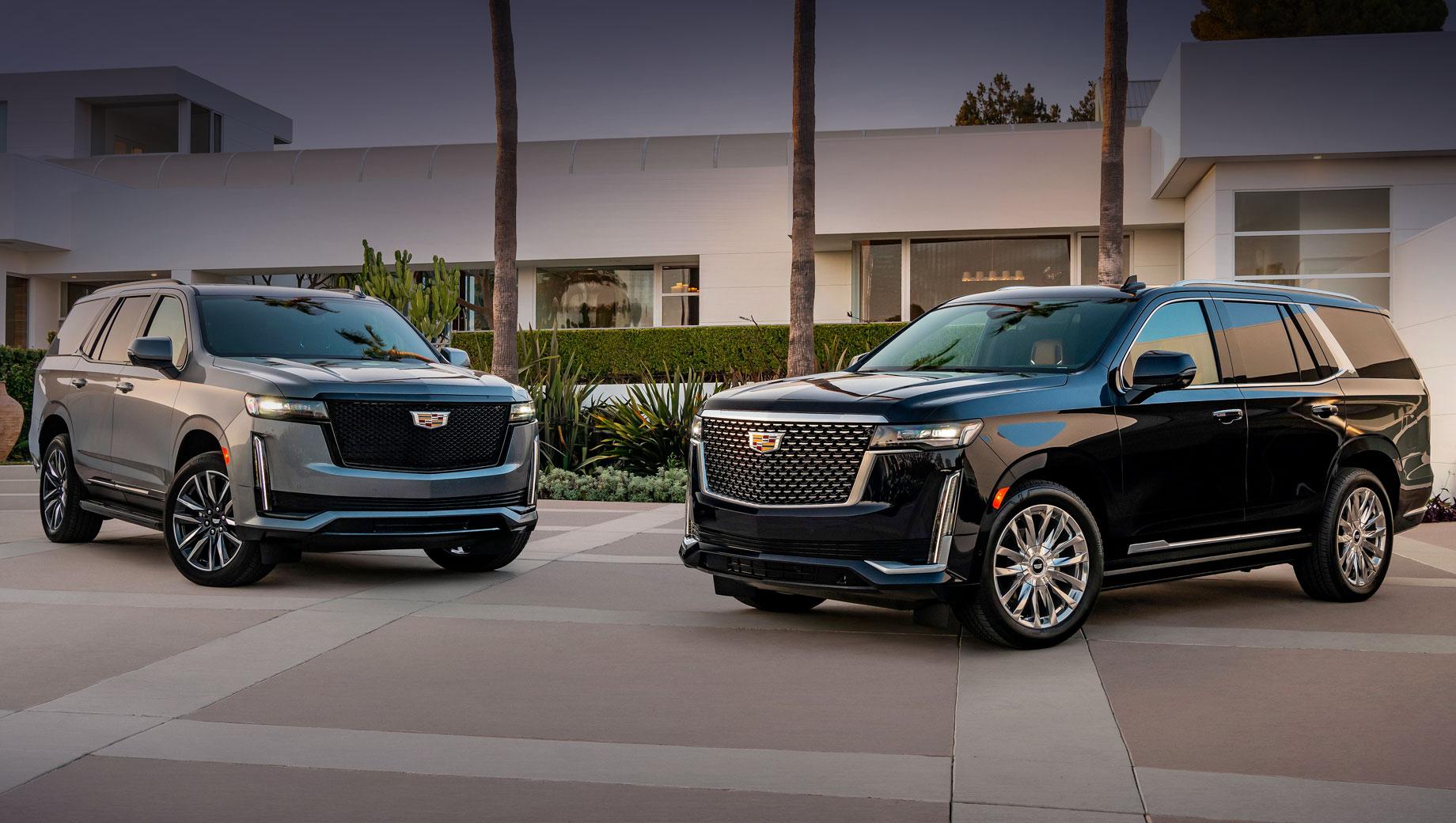 Новый Cadillac Escalade приступил к сбору заявок в России