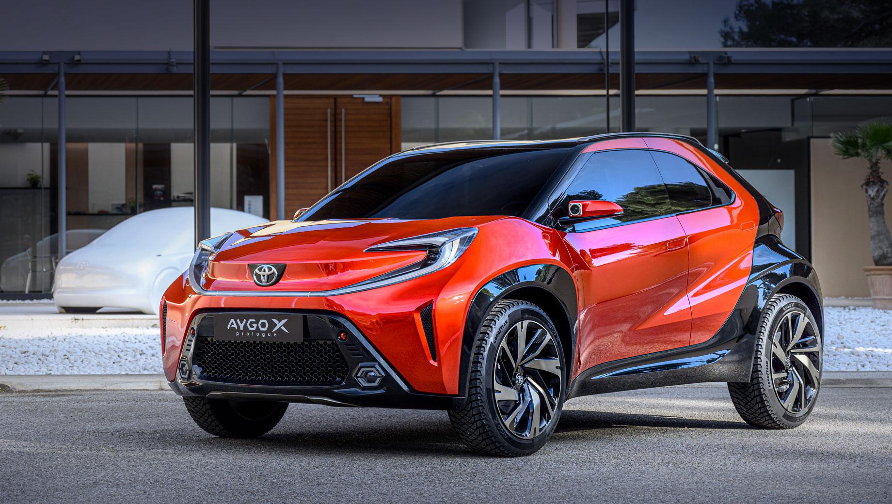 Хэтчбек Toyota Aygo Cross будет производиться в Чехии