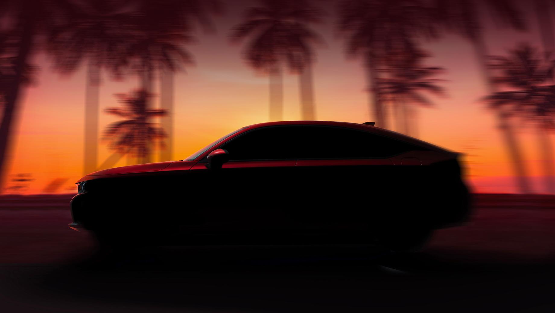 Объявлена дата премьеры пятидверного хэтчбека Honda Civic