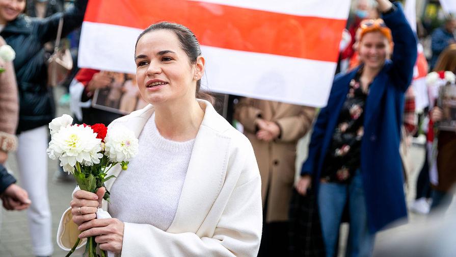 Тихановская заявила, что оппозиция Белоруссии 'потеряла улицы'