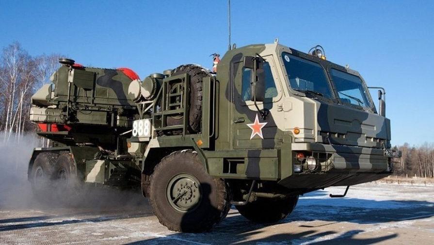 Комплексы С-500 прикроют небо Москвы