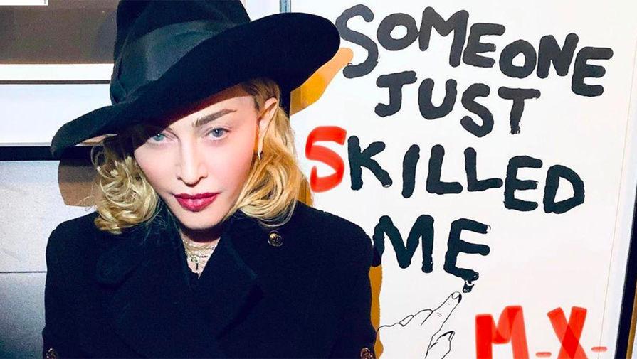 Мадонна снимает автобиографический фильм