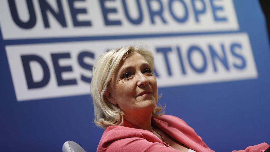 Суд вынес приговор Марин Ле Пен по делу о перепечатке фото террористов