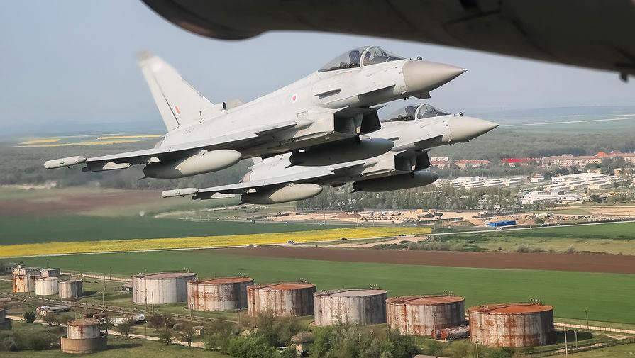 Британия проведет учения из-за возможного размещения ракет в Калининградской области