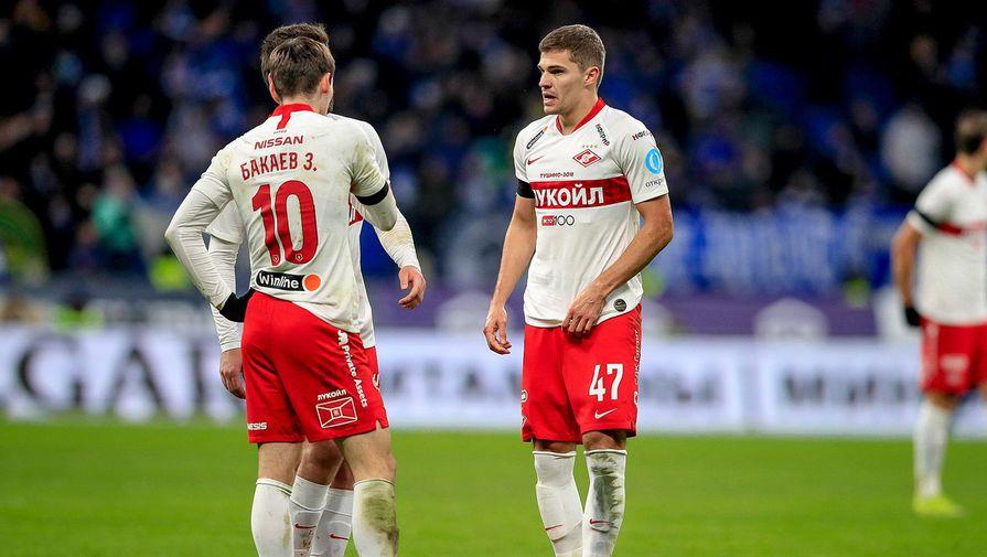 Зобнин подвел итоги матча против 'Динамо'