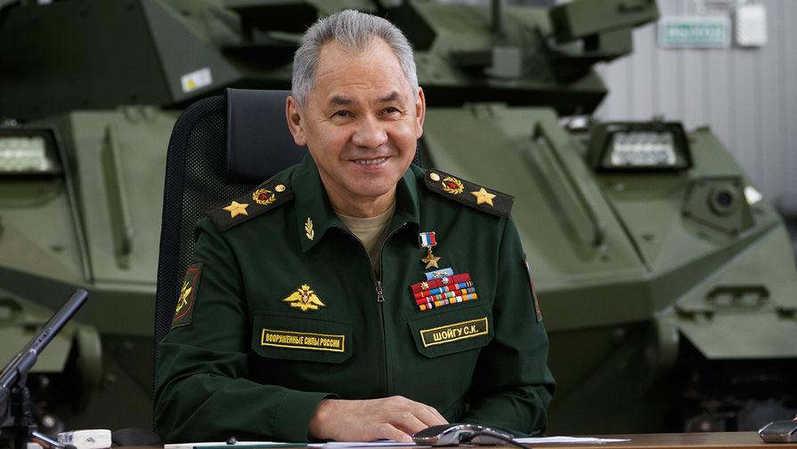 Шойгу объявил о начале программы обновления военкоматов в России