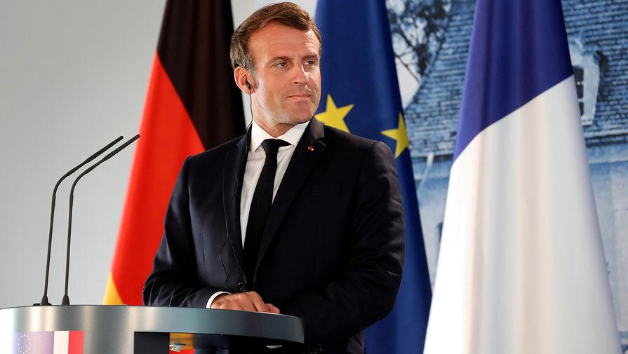 Макрон одобрил изменение конституции Франции