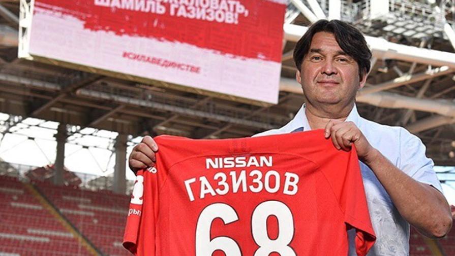 Газизов высказался о назначении Гунько на пост главного тренера 'Химок'