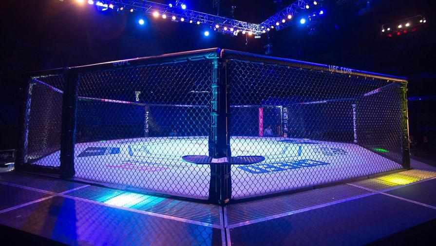 Боец MMA напал на рефери после остановки боя