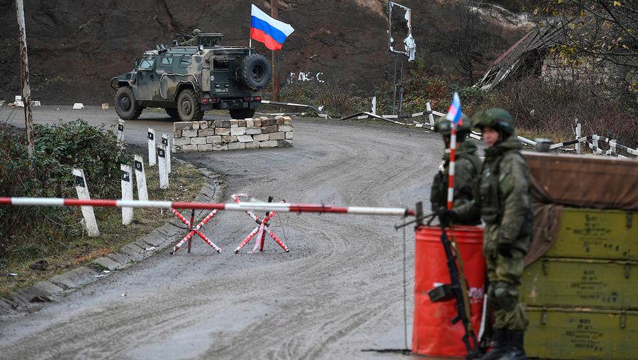 Турецкие военные будут работать год в совместном с РФ центре по Карабаху