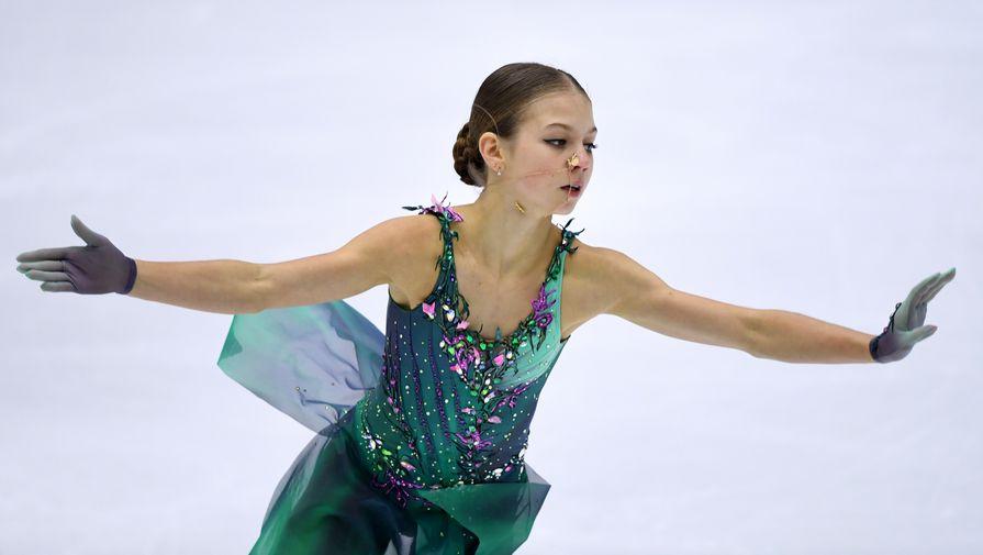 Экс-фигуристка Бестемьянова прокомментировала 4-е место Трусовой на Гран-при России