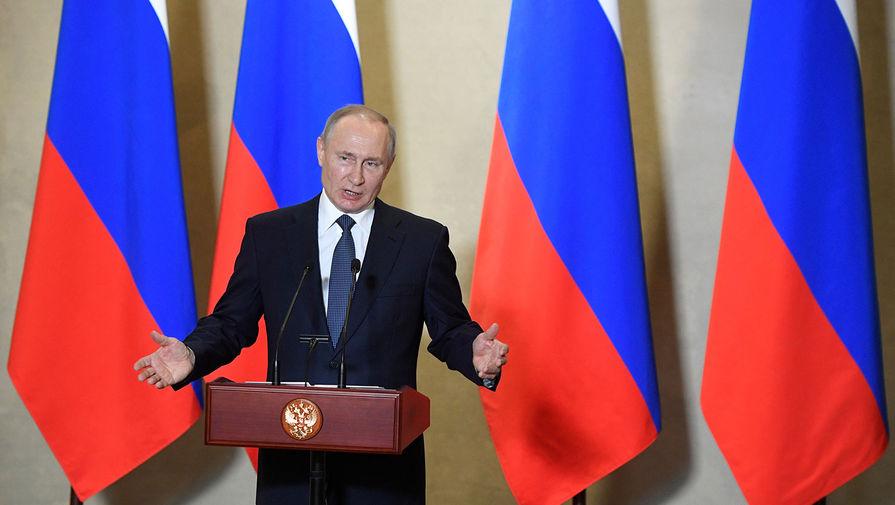 Путин объяснил, почему США отказались от санкций против 'Северного потока 2'
