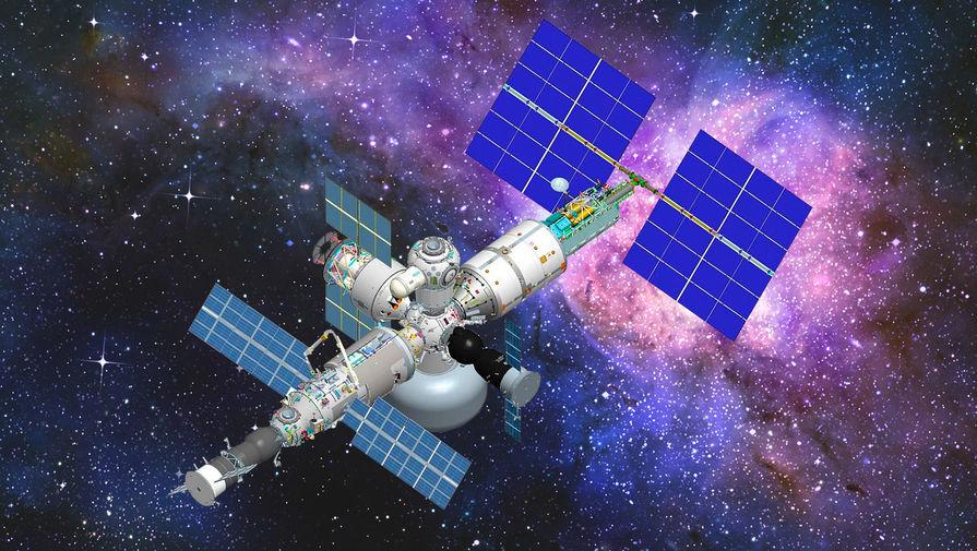 В РАН рассказали о новой российской орбитальной станции