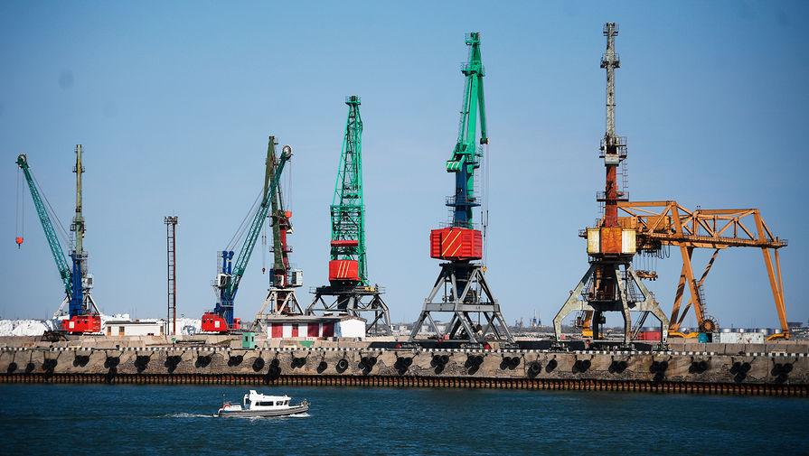 Белоруссия хочет построить собственные терминалы в российских портах
