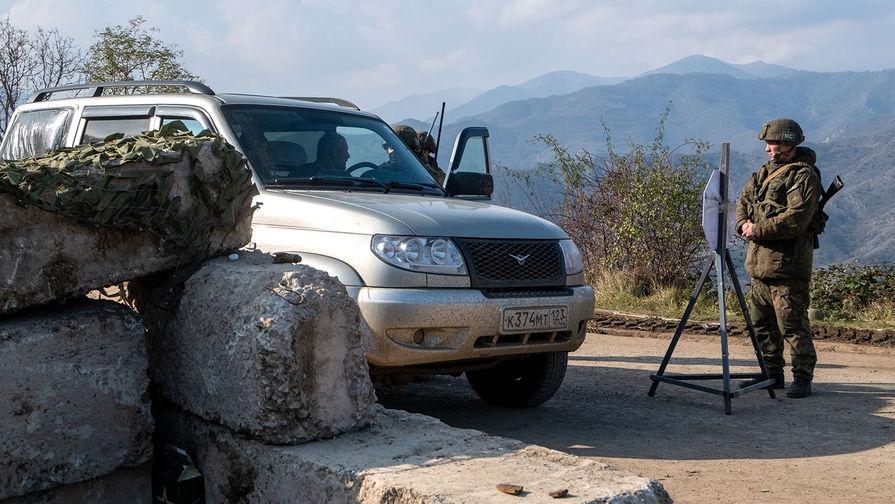 Россия может направить пиротехников для разминирования территории в Карабахе