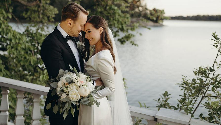 Премьер-министр Финляндии вышла замуж