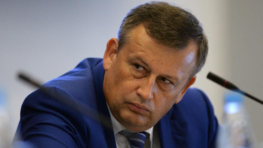 Дрозденко официально стал губернатором Ленинградской области