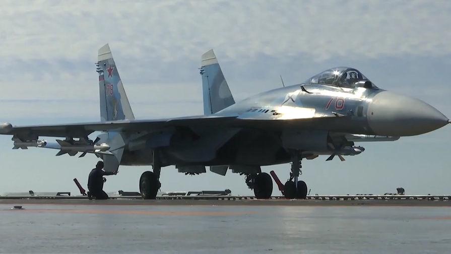 Сроки сдачи новой 'Нитки' для палубной авиации перенесли на 2023 год