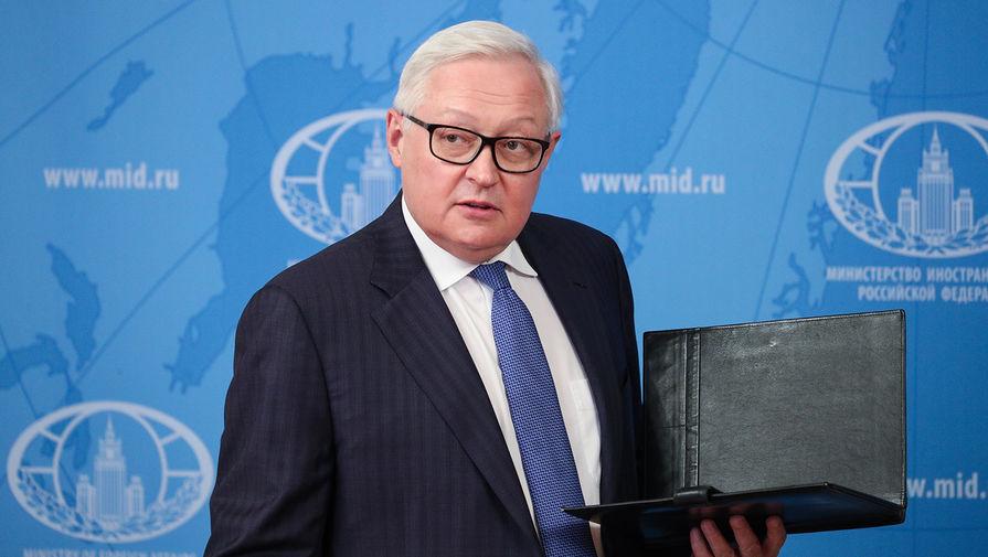 Рябков: пересмотра решения по выходу России из ДОН не будет