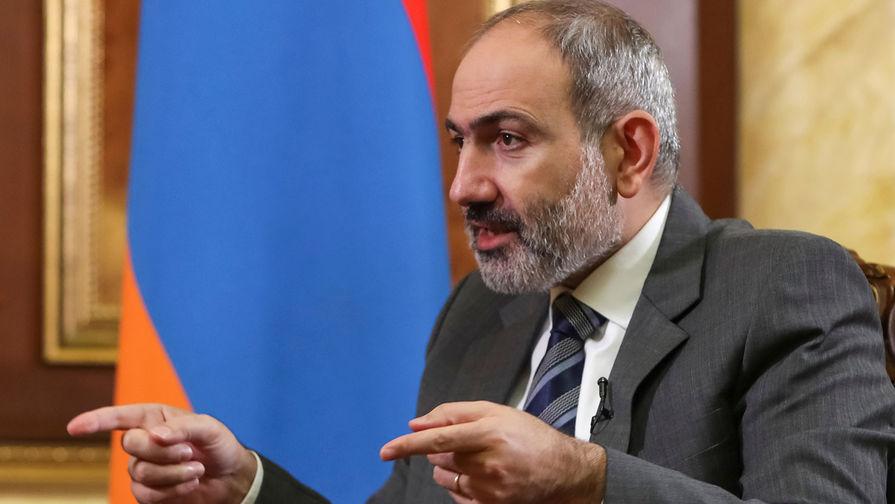 Пашинян считает необходимым реформировать армию после событий в Карабахе