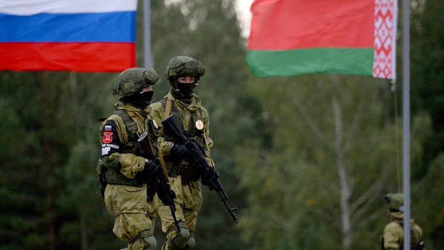Россия и Белоруссия проведут совместные военные учения