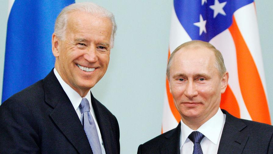 Путин и Байден пообщаются с прессой после саммита в Женеве