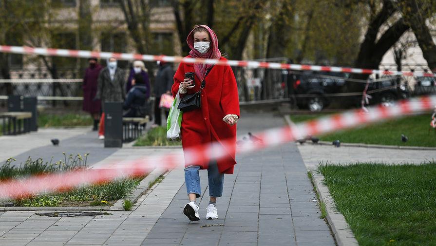Еще 1 602 человека с коронавирусом выявили в Москве