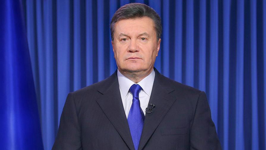 Янукович выиграл суд против Совета ЕС по заморозке активов