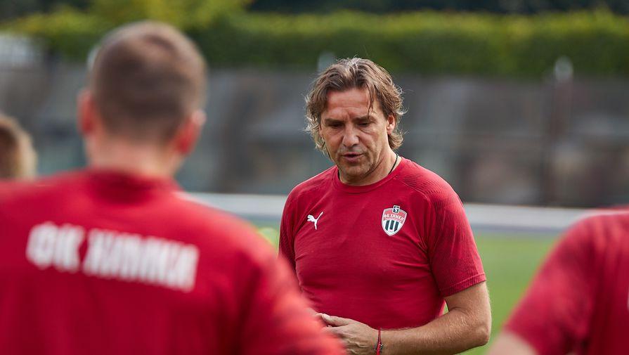 Юран намерен подать в УЕФА иск против 'Химок'