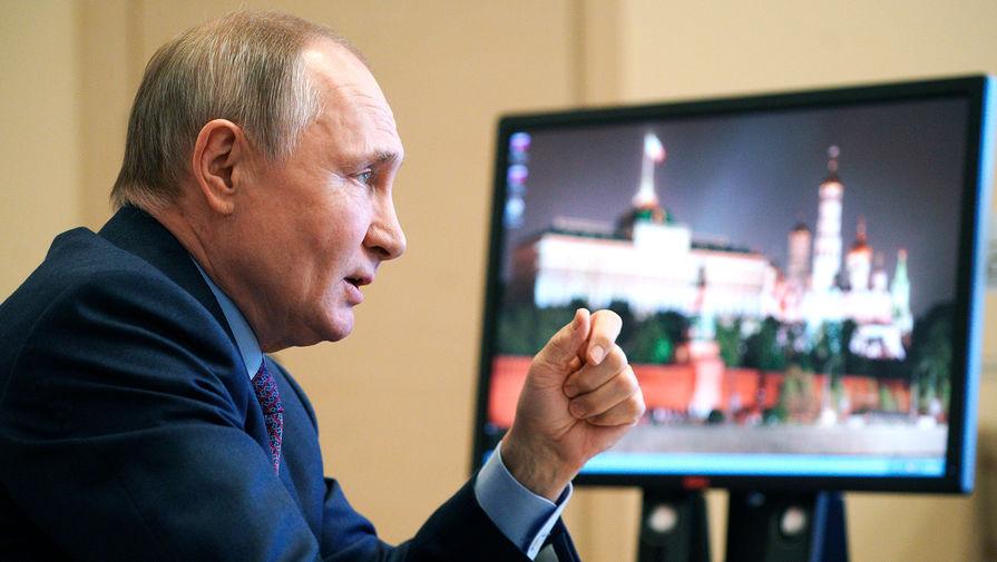 Песков рассказал, пользовался ли Путин Zoom