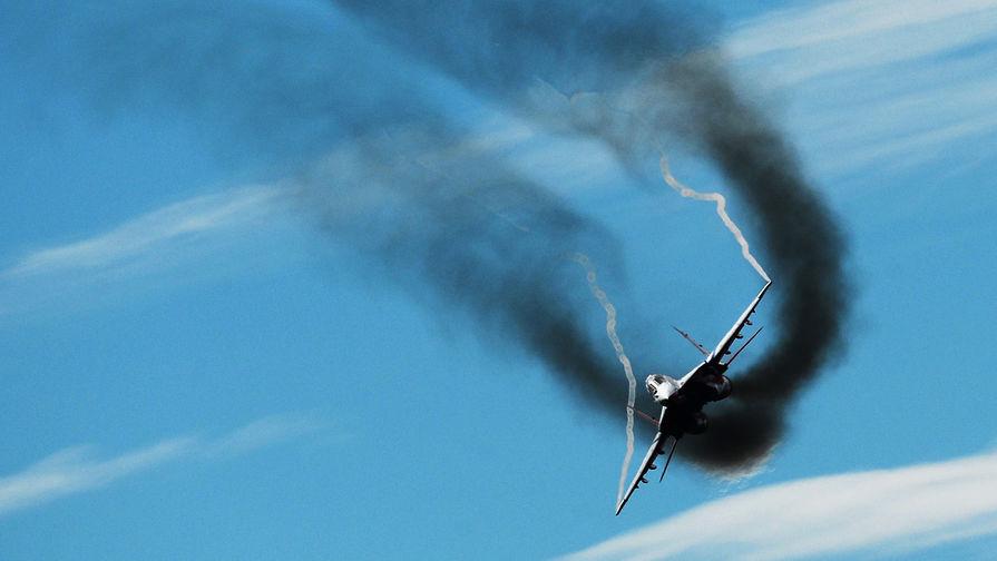 Болгарский МиГ-29 пропал над Черным морем