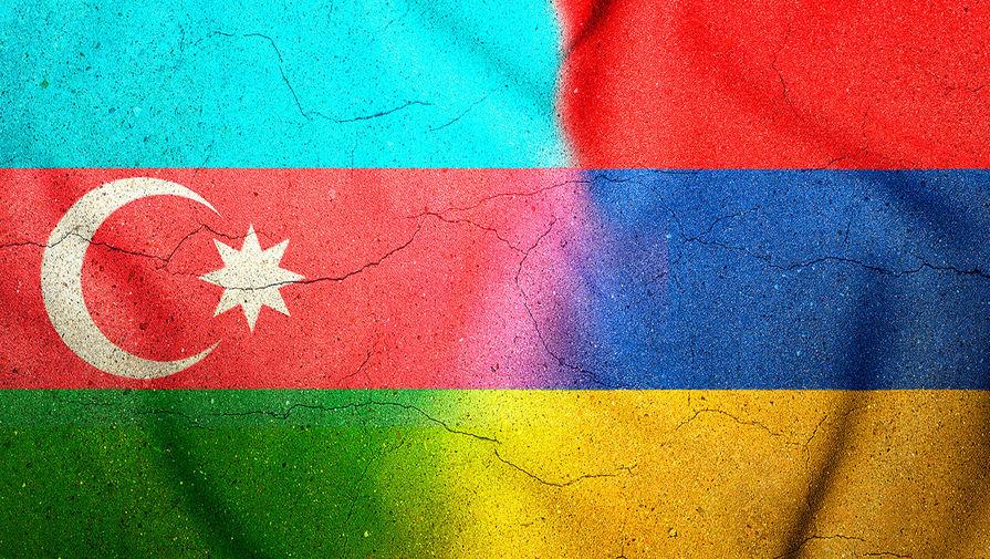 Минобороны Армении обвиняет Азербайджан в стрельбе на границе