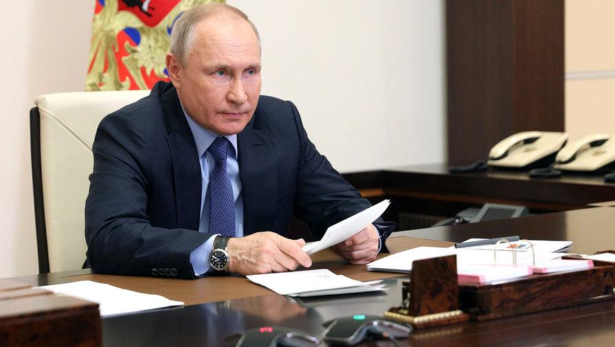 Путин открыл Амурский газоперерабатывающий завод 'Газпрома'