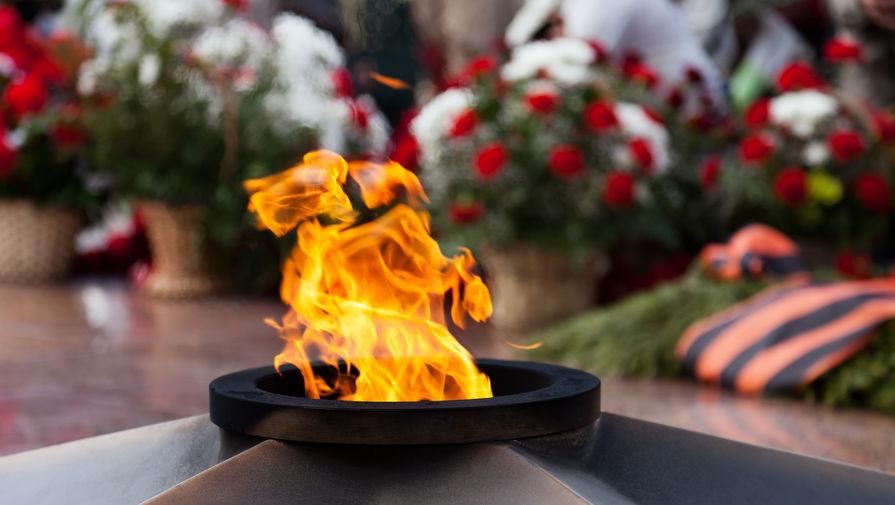 В Калининграде задержан вандал, повредивший горелку Вечного огня