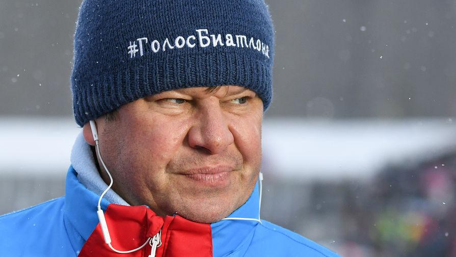 Губерниев отреагировал на отставку Юрана